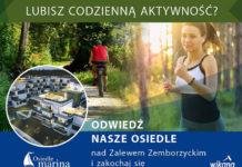 Osiedle Marina - Nowe osiedle mieszkaniowe w Lublinie.